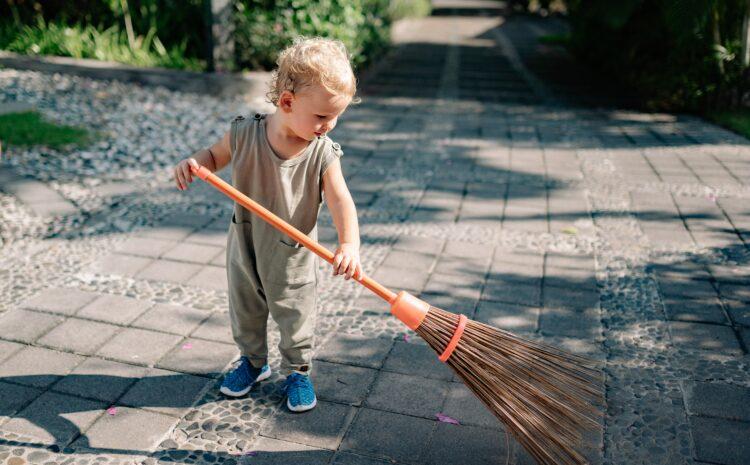Las tareas del hogar Educan.